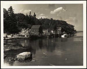 Back Cove, New Harbor, ME