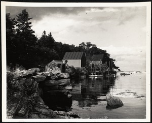 Back Cove, New Harbor, Maine