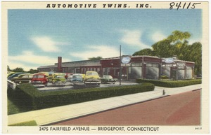 Automotive Twins, Inc., 2475 Fairfield Avenue -- Bridgeport, Connecticut