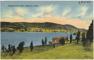 Candlewood Lake, Danbury, Conn.