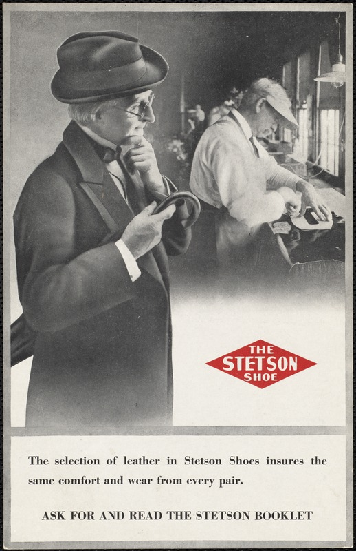 The Stetson shoe
