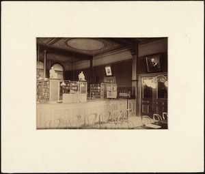 Tufts Library - delivery room - 1893