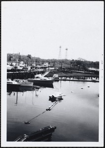 Edison Towers and Fore River, Weymouth Landing