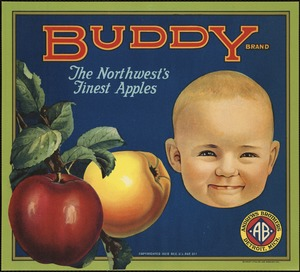 Buddy Brand: The Northwest's finest apples
