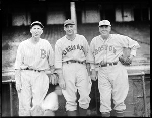 Bee / Red / Red Sox old timers