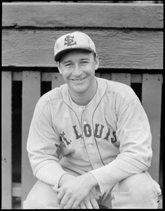 """Bump"" Hadley of St. Louis Browns"