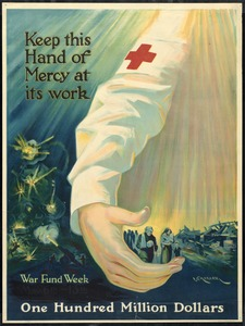 War Fund Week, American Red Cross, World War I