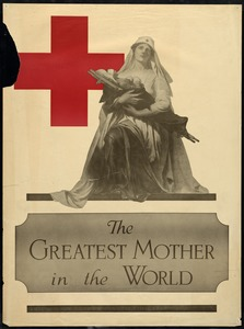 Red Cross Poster, World War I
