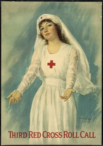 Third Red Cross Roll Call, World War I