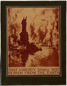 Fourth Liberty Loan Poster, World War I