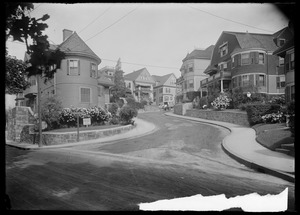 Belmore Terrace. Jamaica Plain, Massachusetts