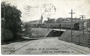 Athol Railroad Station