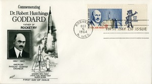 Robert H. Goddard Papers