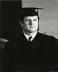 Senator Ted Kennedy Receives an Honorary Degree from Clark University