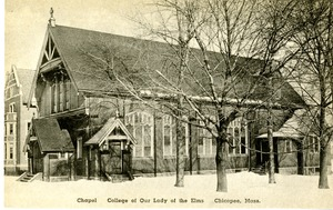 College of Our Lady of the Elms Chapel