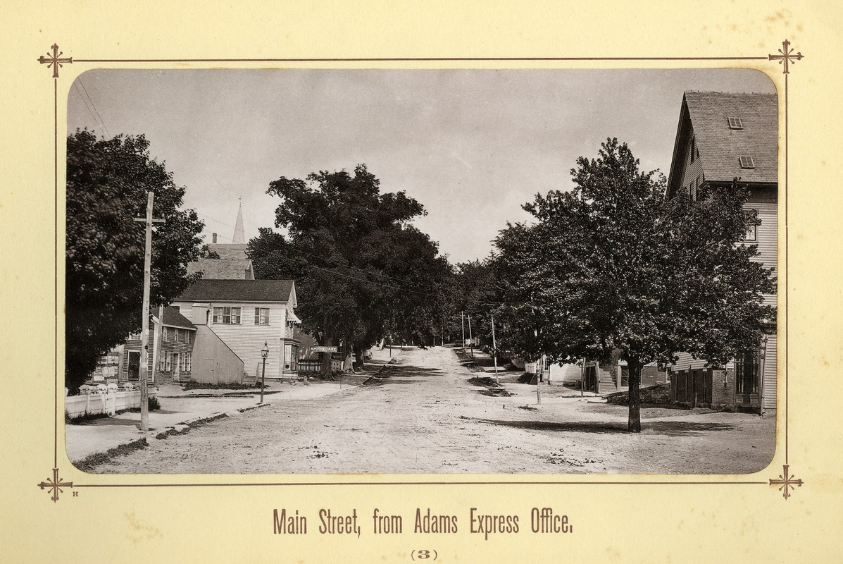 Album image 04, Main Street, West from Adams Express Office