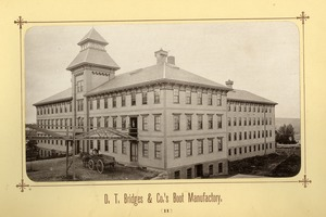 Album image 07, D.T. Bridges & Co.'s Boot Manufactory
