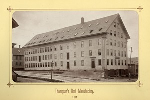 Album image 10, Thompson's Boot Manufactory