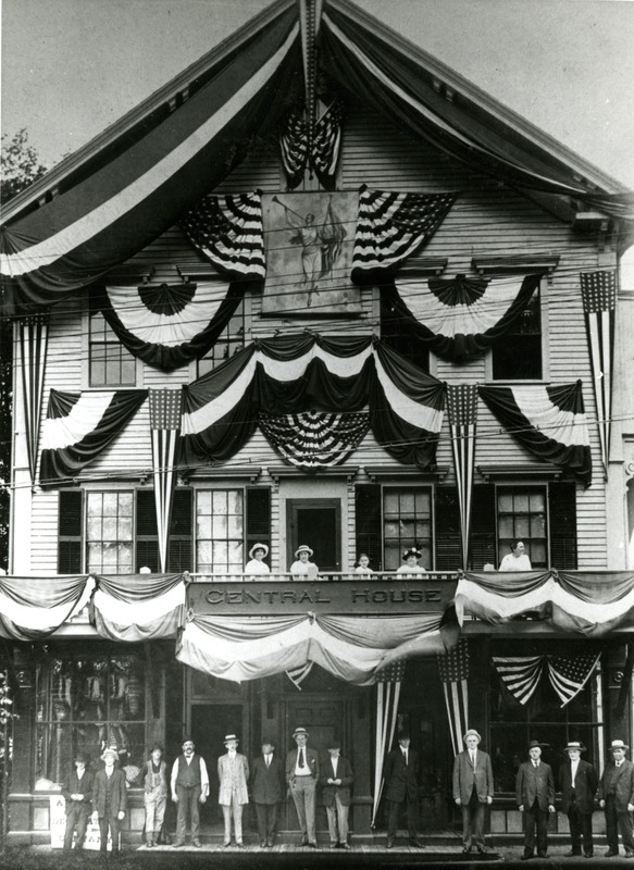 Central House, Hopkinton 1915