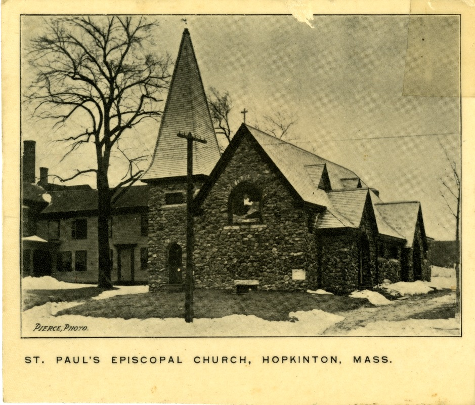 St. Paul's Episcopal Church, Main Street