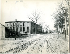 Ludlow Manufacturing Company : Mill no. 7