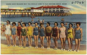 Dozen good reasons why you should come to Old Orchard Beach, Maine