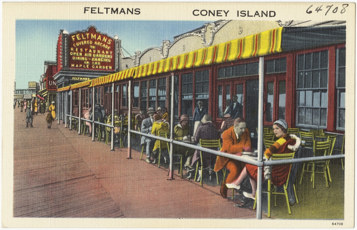 Feltmans, Coney Island