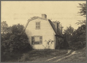House on Mattapan Road, Dorchester