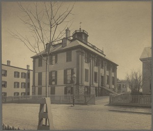 Governor Shirley House, Roxbury