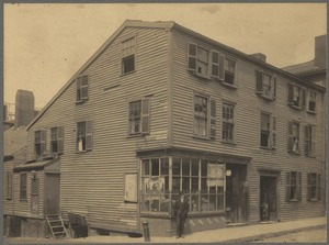 The William Gray House, Prince Street and Lafayette Avenue