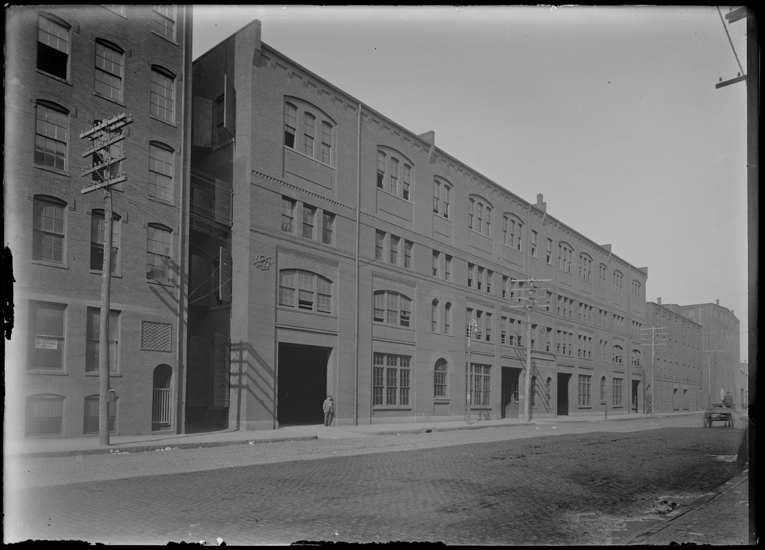 American Express Co. stables at 343 Congress St.
