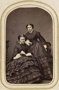 Annie Haggerty Shaw and Clemence Haggerty