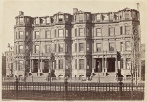 Residence of H. Blaney, E. Townsend, J. T. Clarke and E. C. Drew