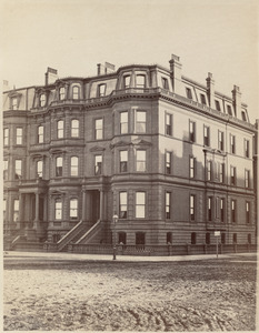 Residence of J. H. White and Geo. Blackburn