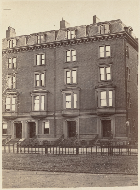 Residence of Henry Edwards and Mrs. A. H. Fiske