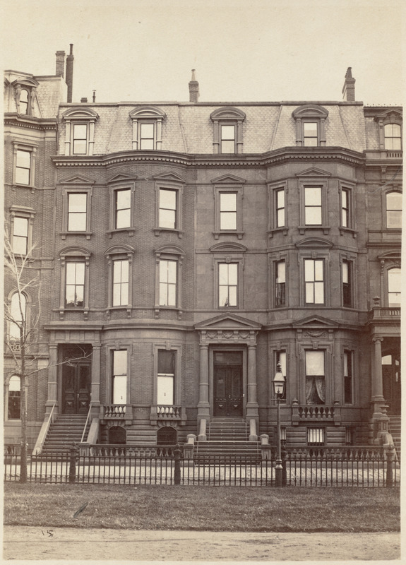 Residence of J. French and R. E. Robbins