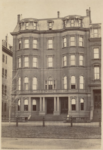 Residence of N. B. Gibbs and J. Revere