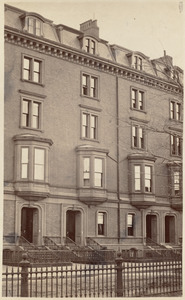 Residence of H. Saltonstall and G. T. Bigelow
