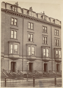 Residence of Mrs. T. W. Ward, Edw. Motley and S. G. Snelling
