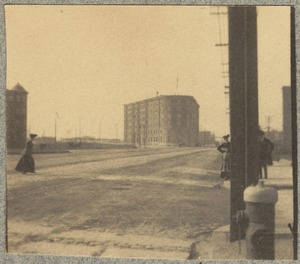 Snapshots of Comm. Ave.
