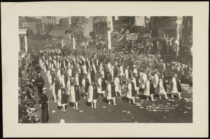 Ladies Auxiliary N. H. A. L. [American Legion] natl. convention at Boston