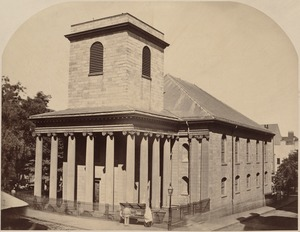 King's Chapel, cor. Tremont and School Sts.