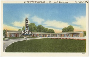 City View Motel -- Cleveland, Tennessee