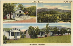 Otha King Cabins, Gatlinburg, Tennessee