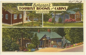 Bohanan's Tourist Rooms and Cabins, Gatlinburg, Tennessee