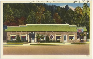 Ogle's Café, Gatlinburg, Tennessee