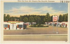 White City Court, 5511 Kingston Pike, Knoxville, Tennessee