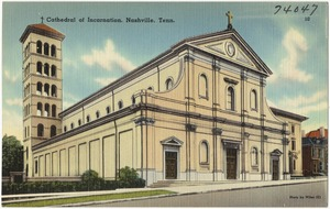 Cathedral of Incarnation, Nashville, Tenn.