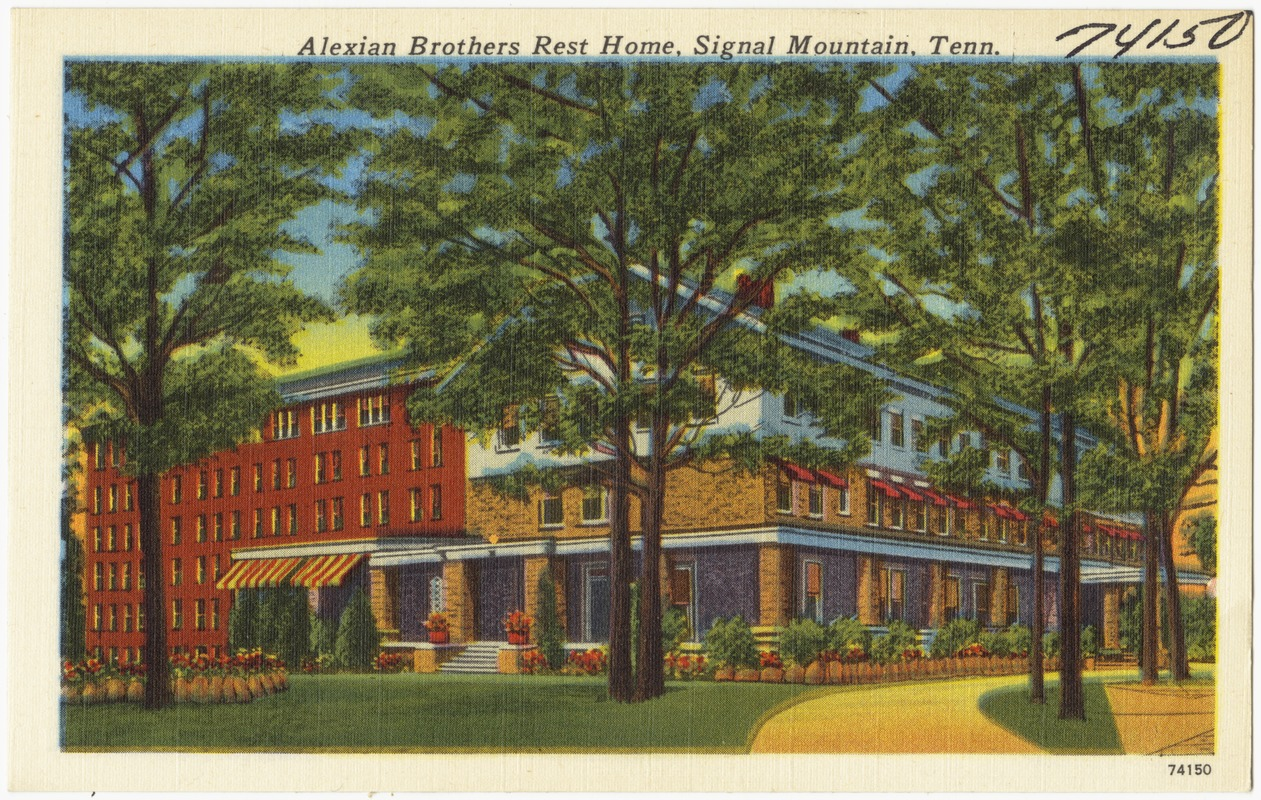 Alexian Brothers Rest Home, Signal Mountain, Tennessee