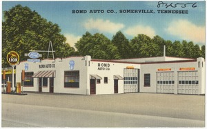 Bond Auto Co., Somerville, Tennessee
